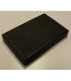 Kussen polster zwart