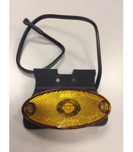 Zijmarkeringslamp Lucidity LED op steun